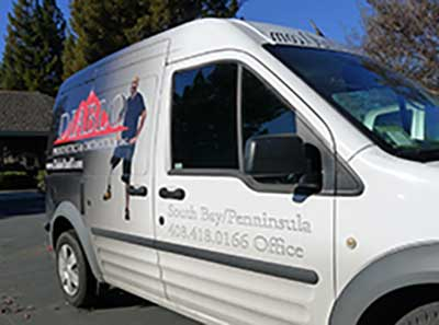 Diablo Prosthetics & Othotics offers a mobile service for our patients on the Peninsula.
